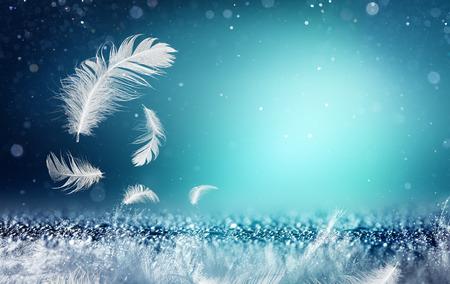 frescura: Suavidad y frescor Conceptos - Plumas y Rocío