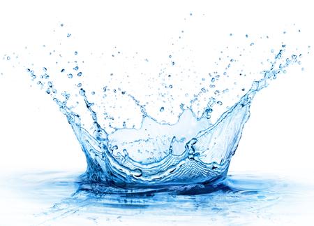 Splash - Fresh Drop In Water - Close Up