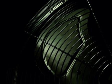 industrieel: Ventilator Stockfoto