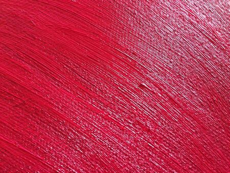 canvass: Red oil paint on canvass texture