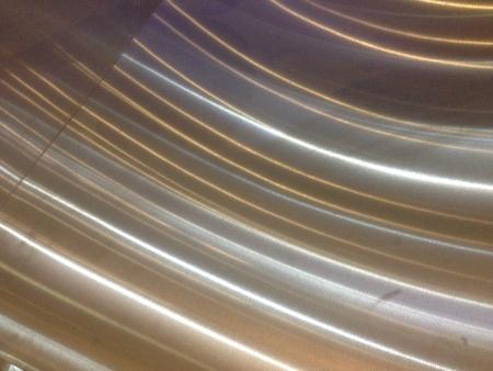 metallic: Metallic aura