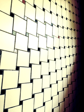 grid: Sacred square stairway