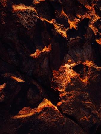gnarled: Superficie de piedra Gnarled