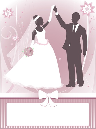 Wedding background, EPS10 Stock Vector - 12812497