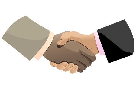 Handshake Stock Vector - 20246197