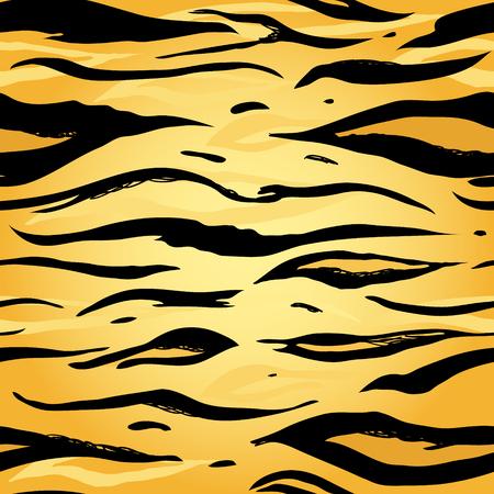 Modèle de tigre Seamless