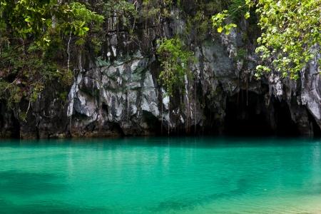 palawan: Sabang Underground River  Stock Photo