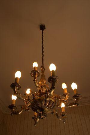 vontage chandelier photo