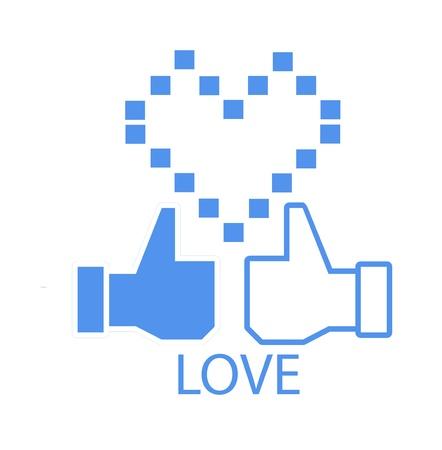 love icon symbol Stock Vector - 17315611