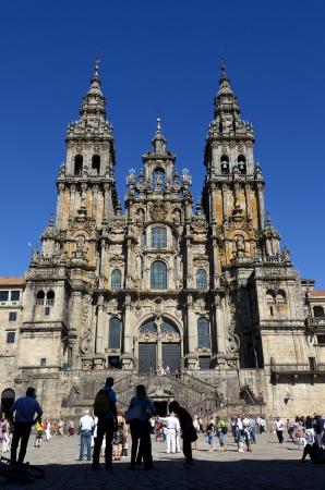 camino de santiago: Santiago de Compostela