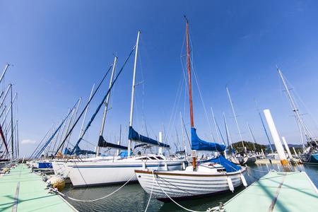 mooring: Yacht harbor