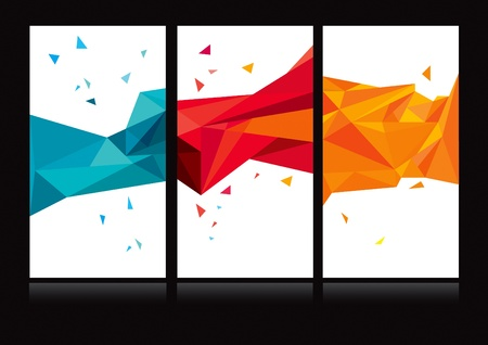 Vector illustration abstract background