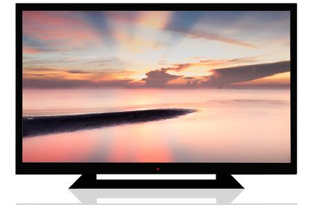 LCD TV Mo-niter Computer photo