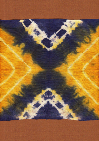textile image: Image of Artwork on the Textile