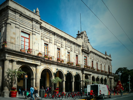 state government: Palace of state government of Jalisco