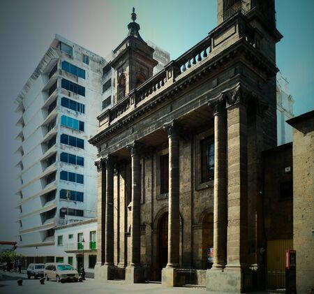 A public museum in Guadalajara Mexico Banco de Imagens
