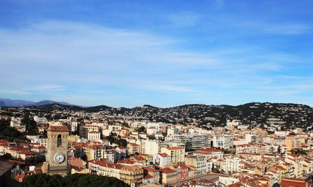dazur: Cannes, France, Cote dAzur Stock Photo