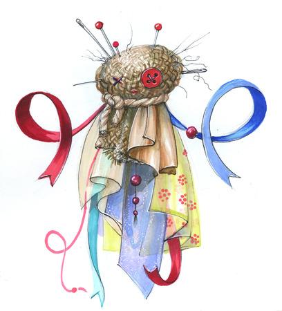humanlike rag doll