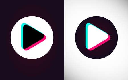 Web icons template, app, ui. Social media concept.