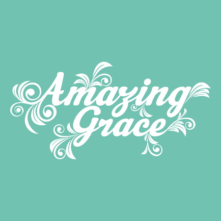 grace: amazing grace Illustration