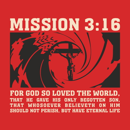 Hand drawn for Mission of Jesus
