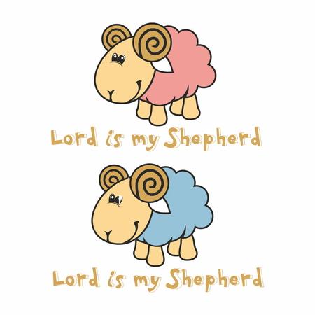 evangelism: Lord is my Shepherd
