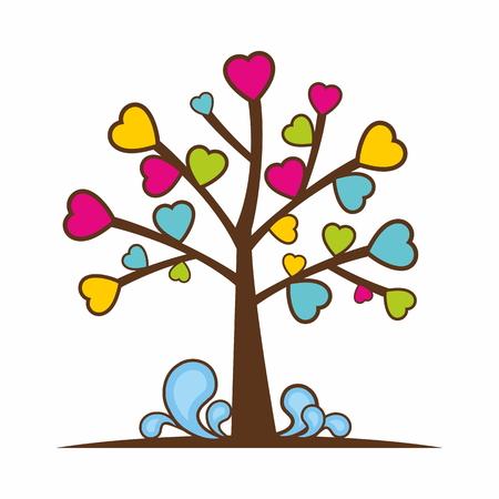 evangelism: love tree