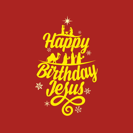Image result for merry christmas happy birthday jesus