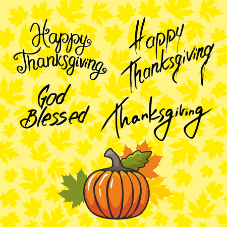 give thanks to: Give thanks. Thanks giving