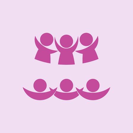 church group: Home church, group fo people, choir