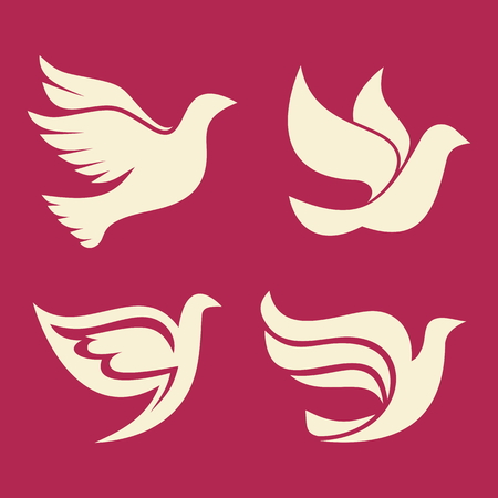 spirit: Set of doves, Holy Spirit