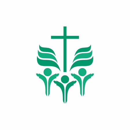 Group worship icon