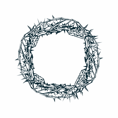crown of thorns: Crown of thorns icon