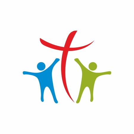 catholic church: Group worship for God