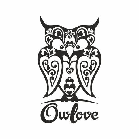 black forest: Owl love