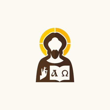 in: Holy Jesus Christ, Illustration Illustration