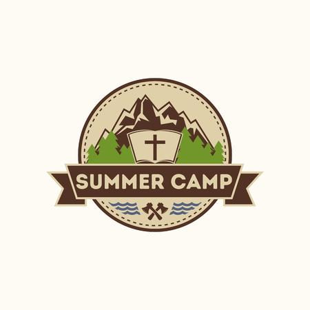 summer camp: summer Christian camp