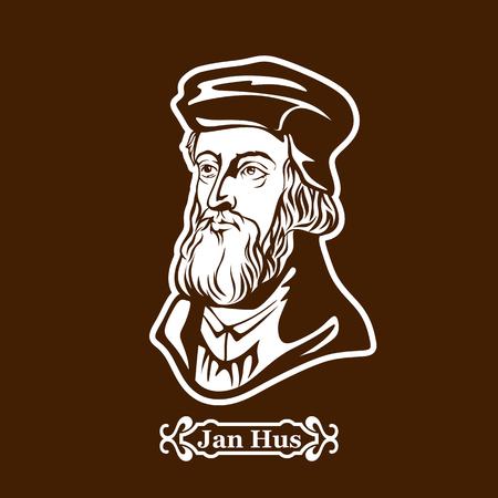 Jan Hus. Protestantisme. Leiders van de Europese Reformatie.