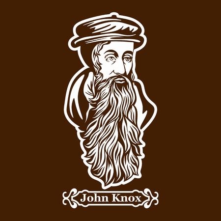 John Knox. Protestantismo. Líderes de la Reforma Europea.
