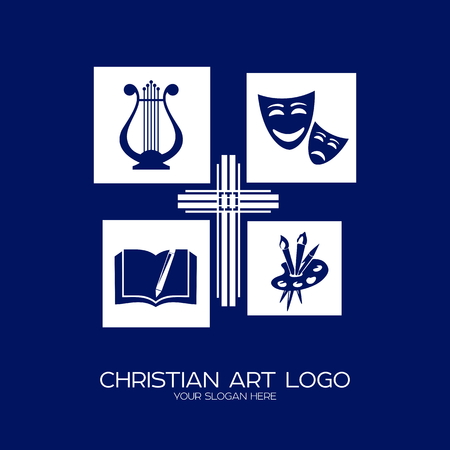 Icon of the Christian creative team performing theatrical productions, poems, musicals.