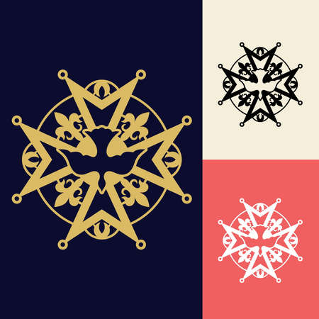 The Huguenot cross is a Christian religious symbol originating in France and is one of the more recognizable and popular symbols of the evangelical reformed faith.