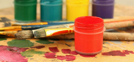 Color paints Stock Photo - 11968933