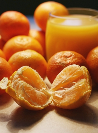 Tasty tangerines photo
