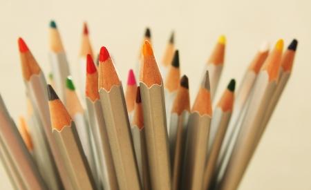 Color pencils Stock Photo - 18239233