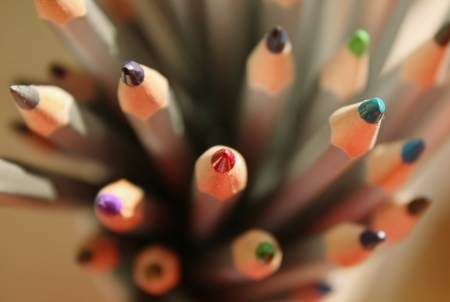 Color pencils Stock Photo - 18239235