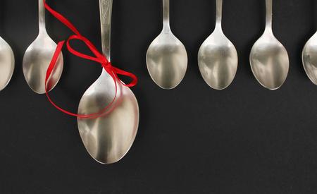 superiority: Big spoon