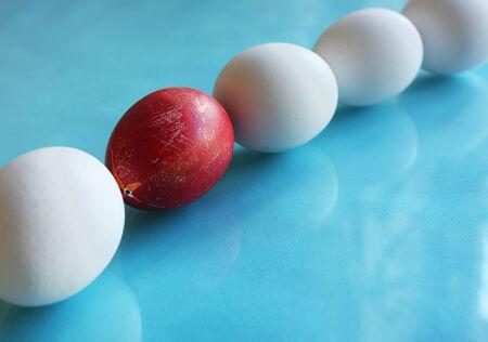 Red egg