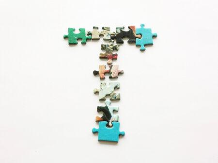 Puzzle letter