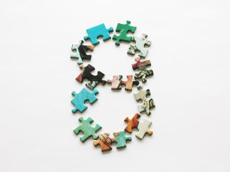 Puzzle digit