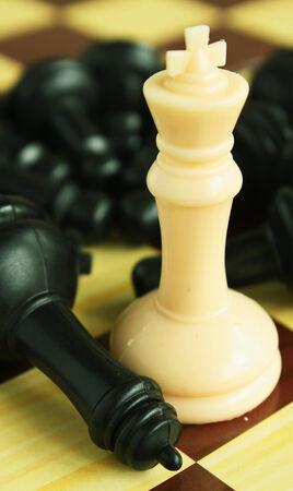 Chess concept photo